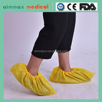 Machine Use Plastic Shoe Cover 2015 best selling