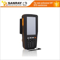 Factory Price Android OS Mobile Phone Handheld UHF RFID Reader For Inventory Management