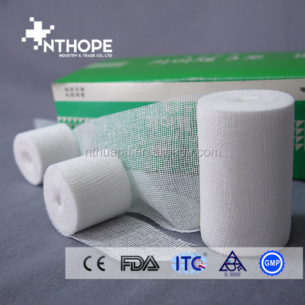 Medical Gauze Bandage surgical mesh 19x15