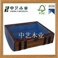 wholesale superior quality total wooden magnum wine box