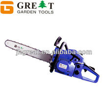GR4500A 2 25CC/ 38CC/ 40CC/ 52CC/ 58CC/ 62CC -stroke engines air cooled chain saw