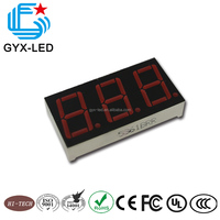 3 Digit Led Display Seven Segment Display