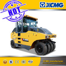 XCMG 16Ton Hydraulic Road Roller Machine Pneumatic Rubber Tire Road Roller XP163