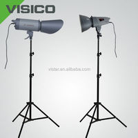 VISICO High quality cheap aluminum tripod professional photo studio light tripod speaker stands photo studio camera stands