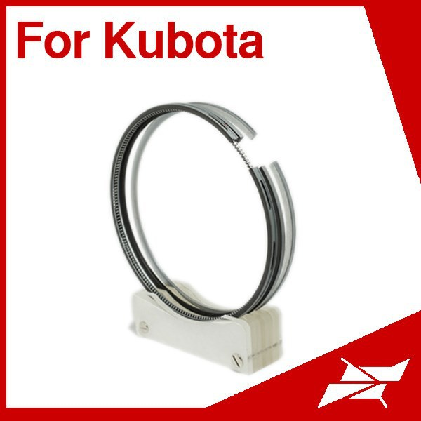Piston Ring for Kubota tractor and forklift engine D1105 use