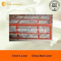 Chinese Manufacturers Ni-hard End Liner Manufacturers