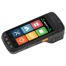 Rugged 4G Android Handheld Intelligent POS Terminal With Printer