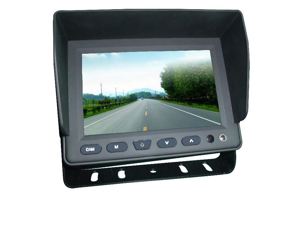 Automotive rear view system