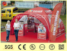 Best sale wonderful cube advertise canopy tent 6x6