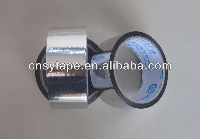 Aluminized Duct Tape Insulation 100mm*50m