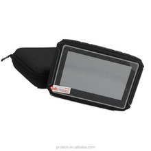 newest 4.3 Inch mercedes touch screen android GPS Navigator with high resolution/bluetooth