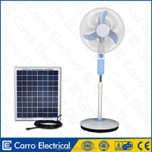 Nigeria and Egypt market popular 12v rechargeable stand fan 3 in 1