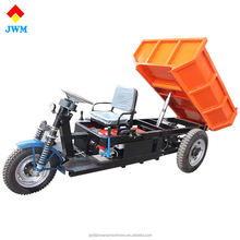 hydraulic tipper tricycle transport goods/motorcycle with tipper