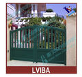 pedestrian swing gates and gates with agreed colored & entry gates