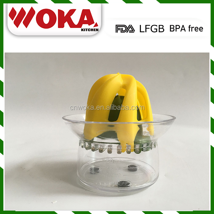 homeuse hand operated juicer kitchen hand lemon squeezer