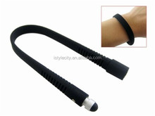 Bracelet Style Capacitive Touch Pen Stylus for Mobile Phone and Tablets
