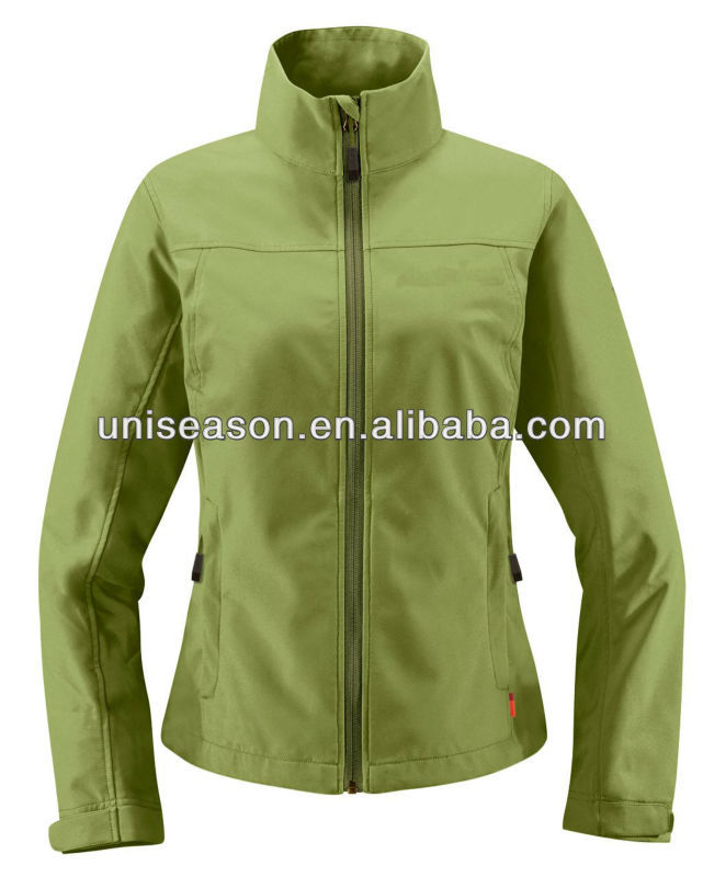 Women's softshell jacket softshell garment