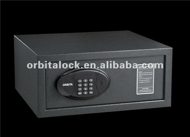 5 star hotel room safe(laptop size) with 2 years warranty