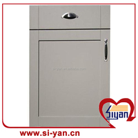 wooden cabinet door for prefabricated container kitchen