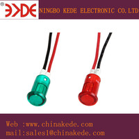 Red and green indicator light 125 230 400volt lamp for washing machine