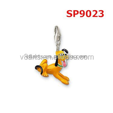 New Product dog charm charms for bracelets