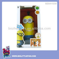 Hot Toys Action Figures Realistic Action Figures Of DESPICABLE ME 2