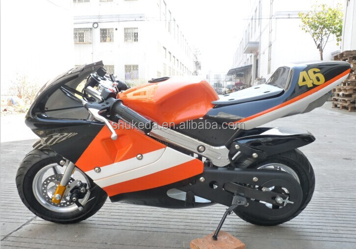 50cc pocket bike,mini moto, mini pit bike with CE