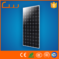Low price 250w solar panel for street light