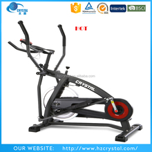 SJ-2000 Approved CE Certificate home exercise equipment 3-in-1 gym walker/exercise bike/cross trainer in hangzhou