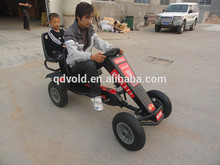 Dual Seat Racing Go kart Used by Adult and Kid,Adult Pedal Kart,Off Road Dune Buggy