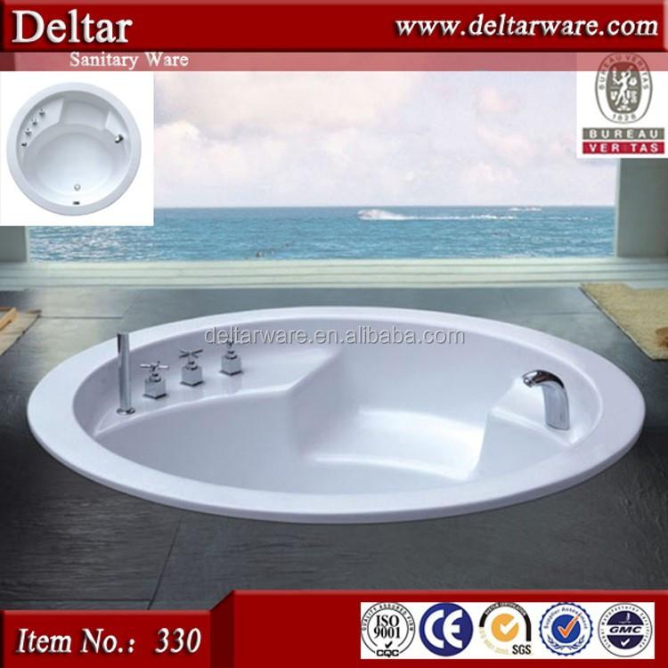 Vasche da bagno freestanding piccola con sede vasche da - Vasche da bagno su misura ...