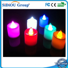 color changing tealights led candles tealight