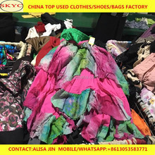 second hand clothes Germany suppliers, summer season mixed used clothing for West Africa buyers