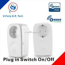 New product wireless socket z-wave socket plug for automation