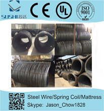 High tensile 5.5mm wire rod in coils for foam mattress