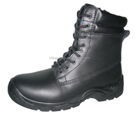 Full grain leather safety boots or shoes