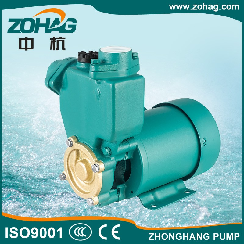 High Performance GP-125 Washing Machine Small Water Booster Pump Hot ad Cold Water Pump