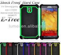 Hot Selling Shock Proof Cell Phone Case Cover For Samsung Note 3 N9000
