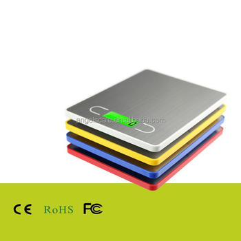 electronic weighing scale digital kitchen weight scale kitchen food scale 5kg