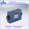 hydraulic flow control valve BOSCH REXROTH types of control valves
