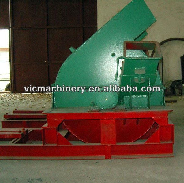 Hot sale high quality disc chipper/wood processing machinery