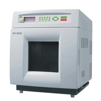 WX-8000 expert type microwave digestion microwave digestion system soxhlet extraction apparatus