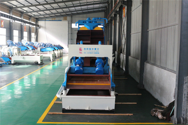 spiral screw sand wash machine for mineral processing plant