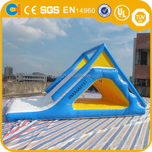Hot sealed inflatable water slide , inflatable water game for adults and kids, water slide inflatables