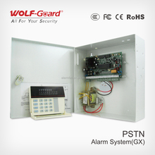Auto Dialer PSTN security Wireless Business landline intelligent phone alarm system with CID contact ID function