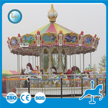 High quality merry go round ! Kiddie antique carousel for sale