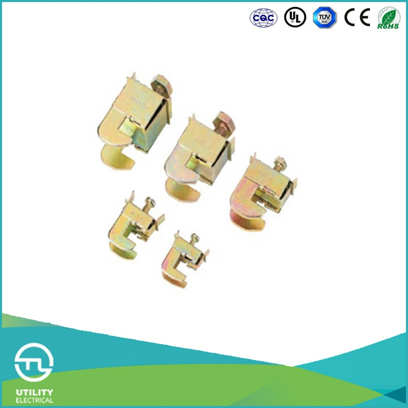 UTL Online Shopping BBT Conductive Copper Bar Clamp Plate Clip Busbar Connector Manufacturer