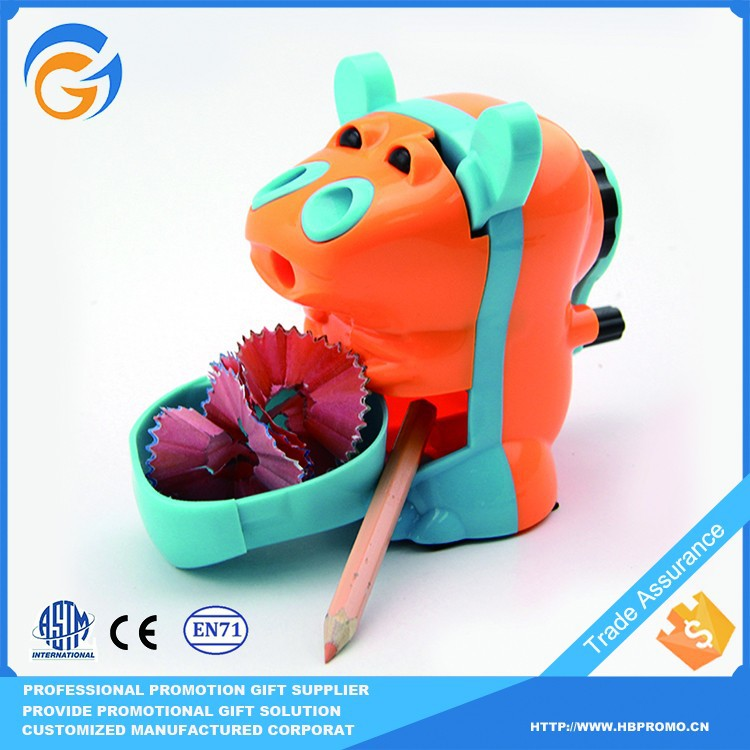 Cotton Cute Color Cosmetic Pencil Sharpener