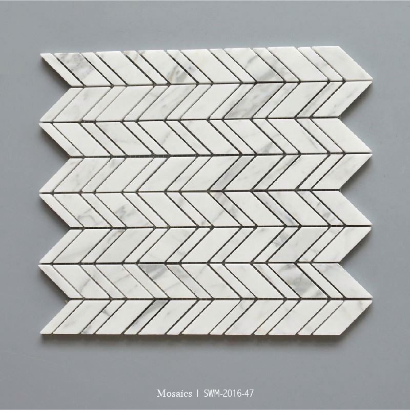 Latest Fashion Energy Saving Compressed Marble Tile