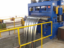 easy operate metal steel coil slitter slitting machine